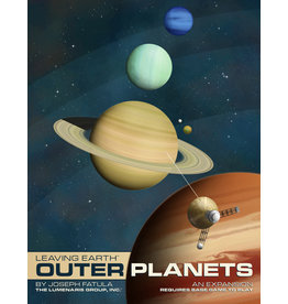 Lumenaris Leaving Earth: Outer Planets