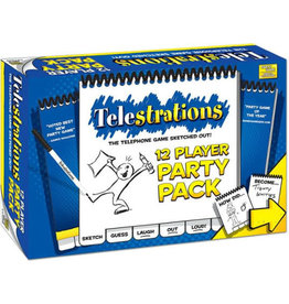 USAopoly TELESTRATIONS 12 PLAYER