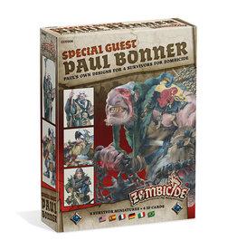 Cool Mini or Not Zombicide Black Plague - Special Guest: Paul Bonner
