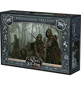 Cool Mini or Not A SONG OF ICE & FIRE: CRANNOGMAN TRACKERS
