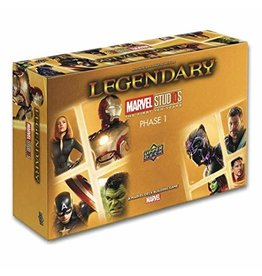 Upper Deck Marvel Legendary 10th Anniversary