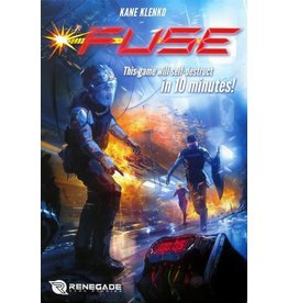 Renegade FUSE: This Game Will Self Destruct in 10 Minutes
