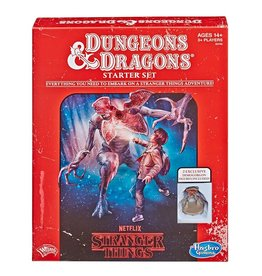 Wizards of the Coast D&D 5E: STRANGER THINGS STARTER SET