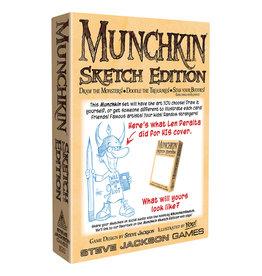 Steve Jackson Games Munchkin Sketch Edition