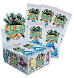 Steve Jackson Games Munchkin CCG Collectible Card Game Booster Box