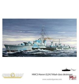 Warlord Games CRUEL SEAS: HMCS HURON (G24) TRIBAL-CLASS DESTROYER 1944