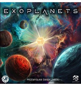 Greater Than Games EXOPLANETS