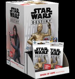 Fantasy Flight Games Star Wars Destiny: Spark of Hope Booster Box