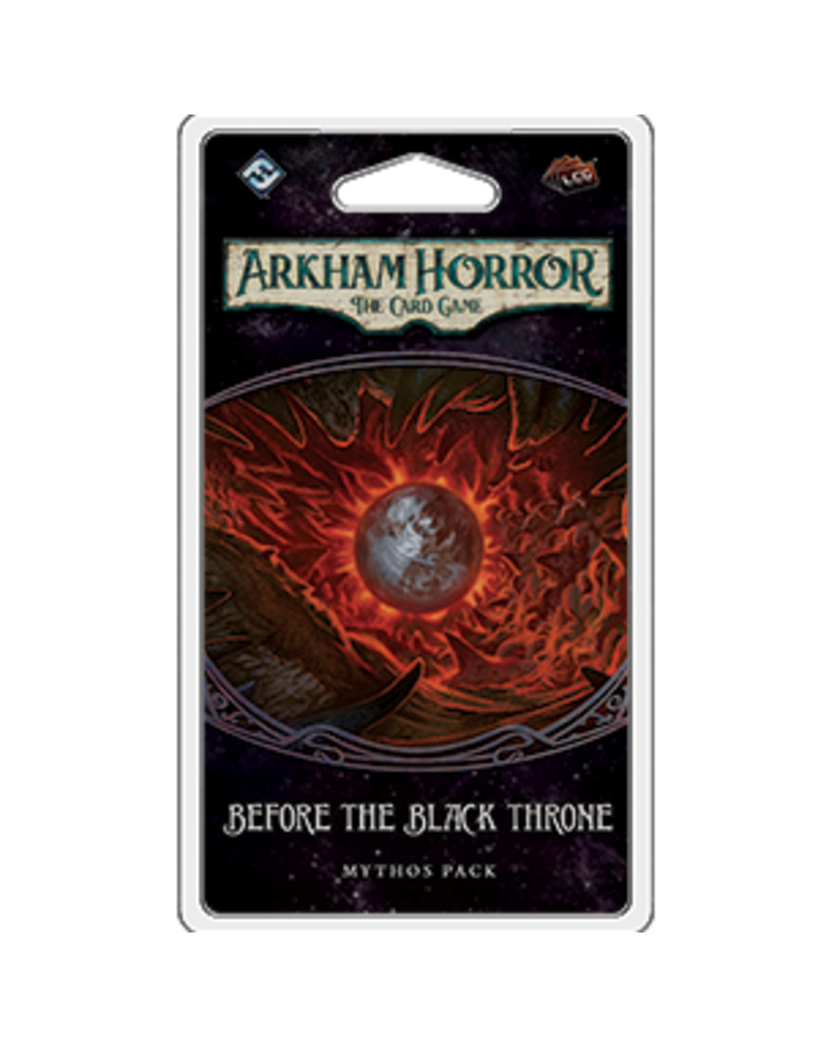 Fantasy Flight ARKHAM HORROR LCG: BEFORE THE BLACK THRONE