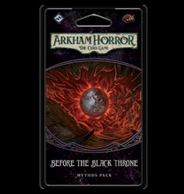 Fantasy Flight ARKHAM HORROR LCG: BEFORE THE BLACK THRONE