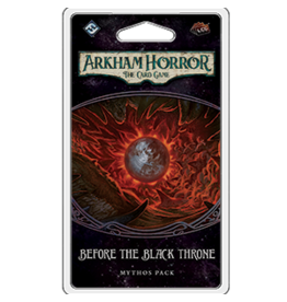Fantasy Flight Games Arkham Horror LCG: Before the Black Throne