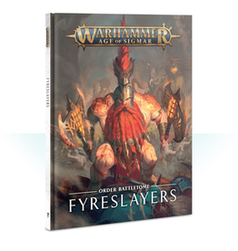 Games Workshop Battletome: Fyerslayers (HB)