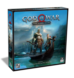 Cool Mini or Not GOD OF WAR: THE CARD GAME