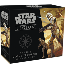 Fantasy Flight Games Phase I Clone Troopers Unit