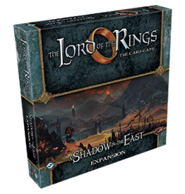 Fantasy Flight LORD OF THE RINGS LCG: A SHADOW IN THE EAST