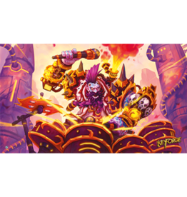 Fantasy Flight Games Keyforge: Drummernaut Playmat