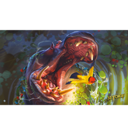 Fantasy Flight Games Keyforge: Hypnopotamus Playmat
