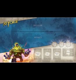 Fantasy Flight KEYFORGE: STIMRAGER PLAYMAT