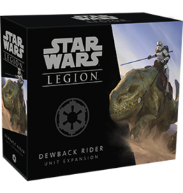 Fantasy Flight Dewback Rider Unit