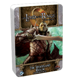 Fantasy Flight LORD OF THE RINGS LCG: THE WOODLAND REALM