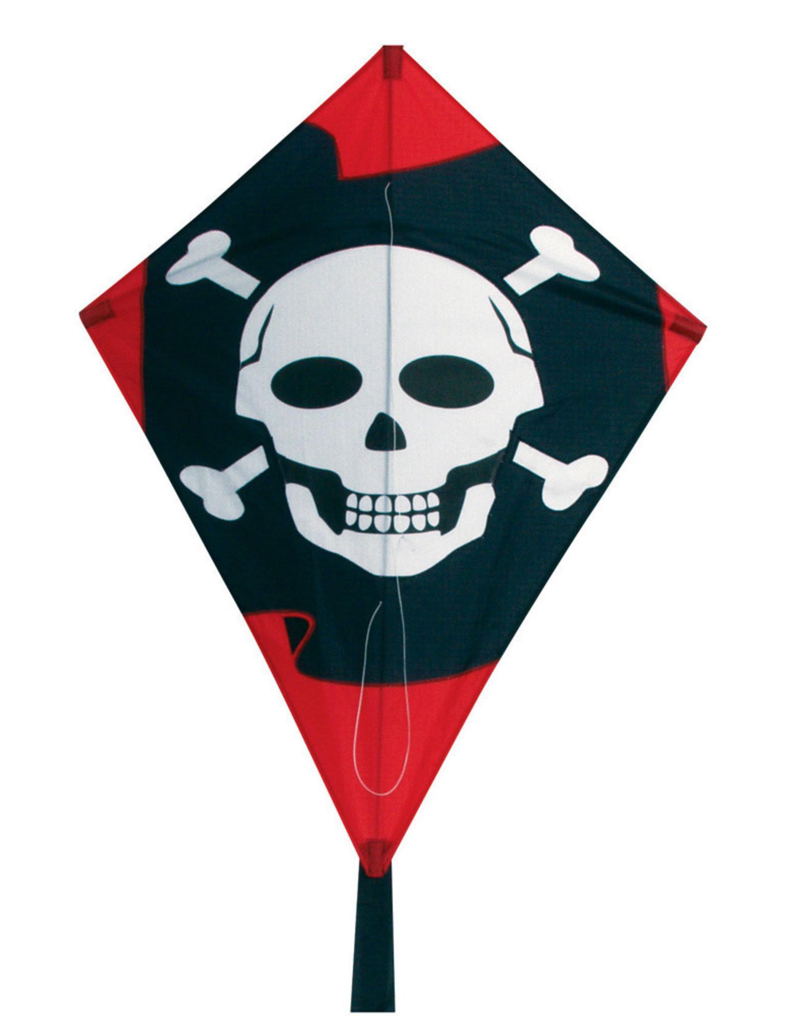 Skydog Kites 26'' PIRATE DIAMOND KITE