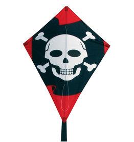 """Skydog Kites 26"""" Pirate Diamond Kite"""