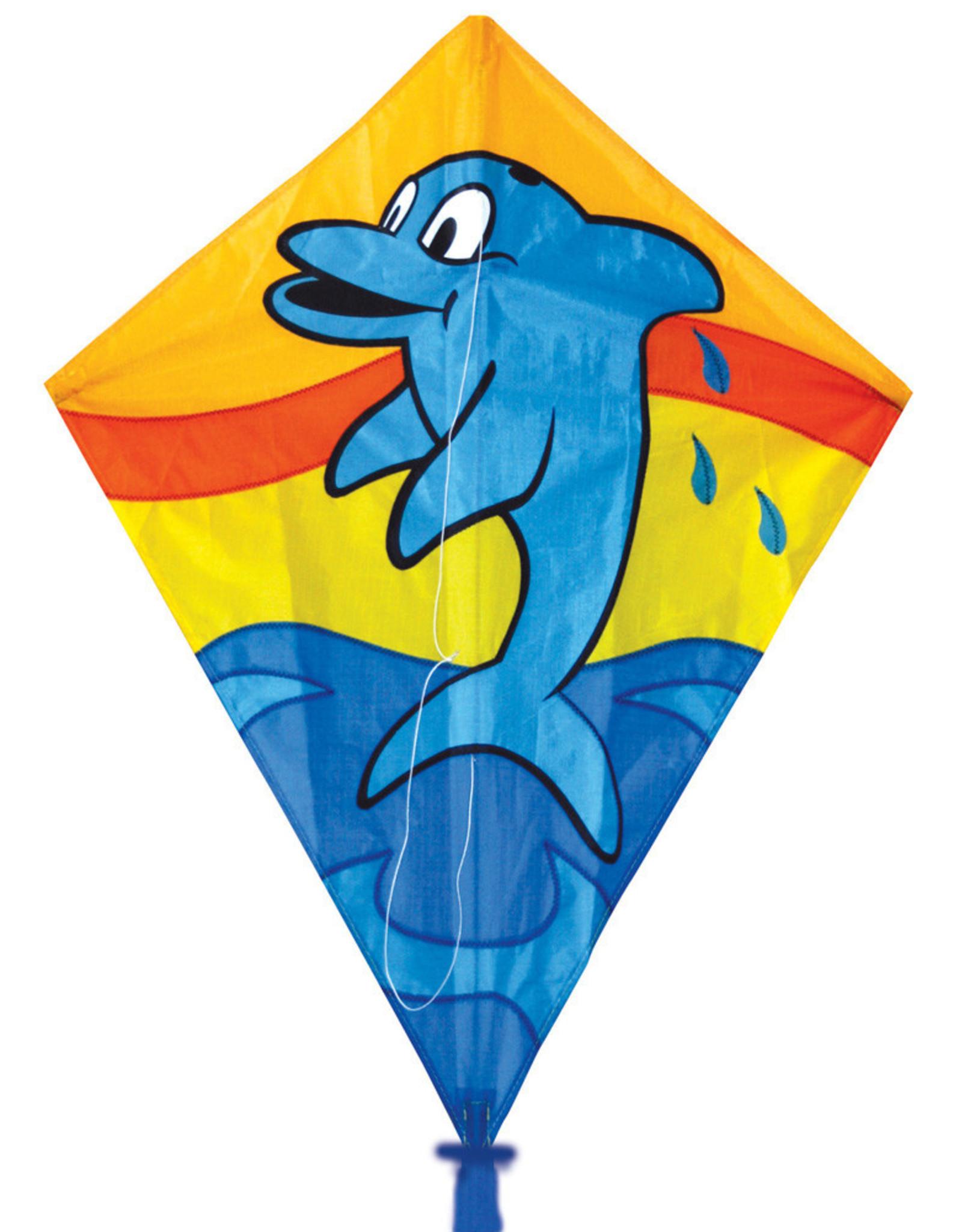 Skydog Kites 26'' DOLPHIN DIAMOND KITE