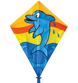 """Skydog Kites 26"""" Dolphin Diamond Kite"""