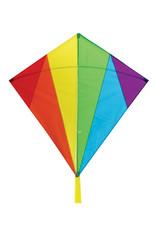 Skydog Kites 32'' RAINBOW DIAMOND KITE
