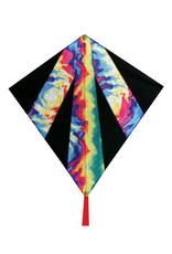 Skydog Kites 32'' TIE-DYE DIAMOND KITE