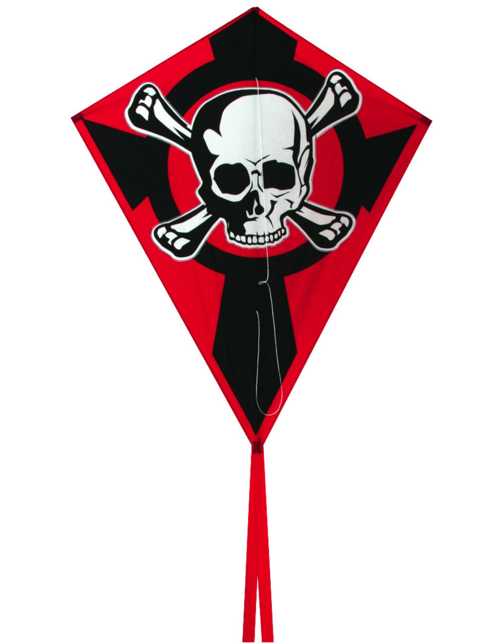 Skydog Kites 40'' PIRATE DIAMOND KITE