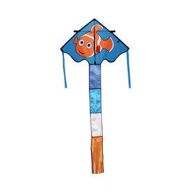 """Skydog Kites 33"""" Clown Fish Best Flier Kite"""