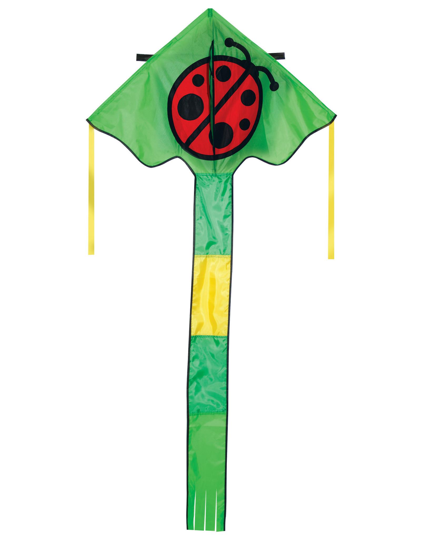 Skydog Kites 33'' LADY BUG BEST FLIER KITE