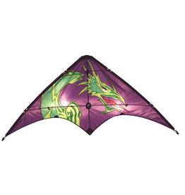 Skydog Kites Learn to Fly Dragon Stunt Kite