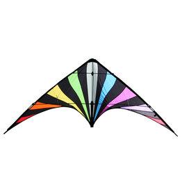 Skydog Kites Jammin' Black Sport Kite
