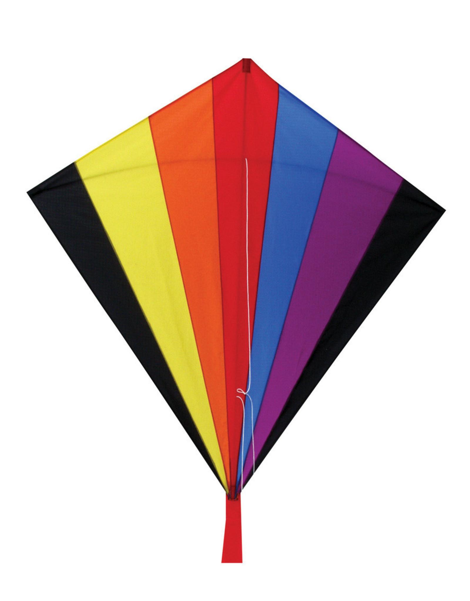 Skydog Kites 32'' SHADOW DIAMOND KITE
