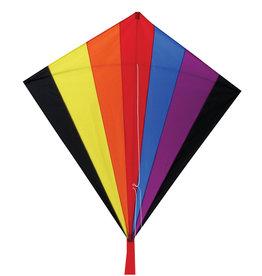 """Skydog Kites 32"""" Shadow Diamond Kite"""