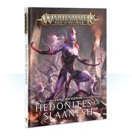 Games Workshop BATTLETOME: HEDONITES OF SLAANESH (HB)