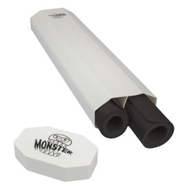 Monster Protectors Playmat Tube: Prism Dual Opaque White