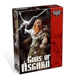 Cool Mini or Not Blood Rage: Gods of Asgard