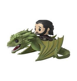 Funko POP! TV GAME OF THRONES S11 - JON SNOW W/ RHAEGAL