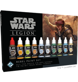 Fantasy Flight Games Star Wars Legion: Rebel Paint Set