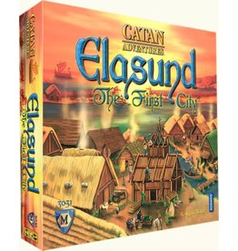 Catan CATAN ADVENTURES ELASUND FIRST CITY OF CATAN