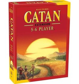 Catan CATAN: 5-6 PLAYER EXTENSION