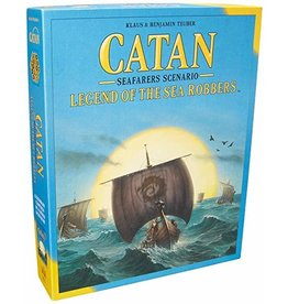 Catan CATAN: LEGEND OF THE SEA ROBBERS