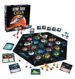 Catan CATAN: STAR TREK