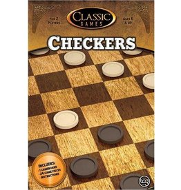 Classic Games - Checkers