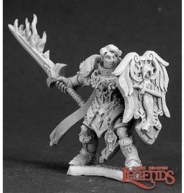 Reaper Mini Legends: Almaran the Gold, Paladin