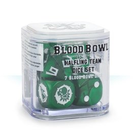 Games Workshop BLOOD BOWL HALFLING DICE SET (STREET DATE JUN 1)