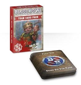 Games Workshop BLOOD BOWL HALFLING TEAM CARD PACK (STREET DATE JUN 1)